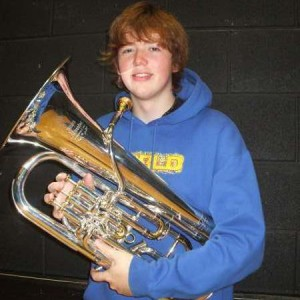 just me and my very shiny Euph