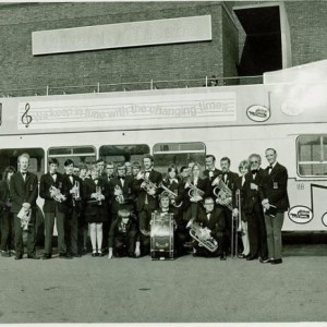 Sunderland Transport Band (about 1975)