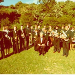 Sunderland Transport Band, with Joe Lumsden as MD
