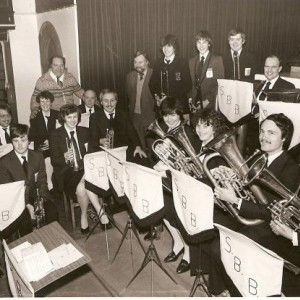 A later Photo of Sunderland Borough Band (ex Transport)