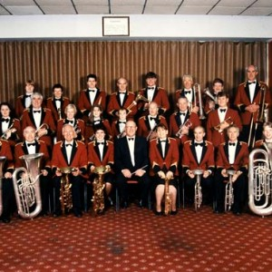 Band pictured at the the 23rd Annual Pontin's Brass Band Championship, Prestatyn 26.10.1996 27.10.1996