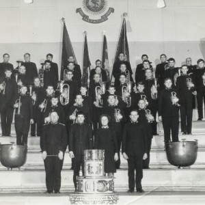 Rochdale Citadel Salvation Army  Band 1960's