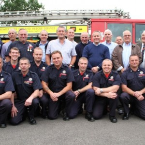 Brinklow firefighter