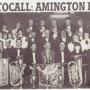 1987 Amington Band.